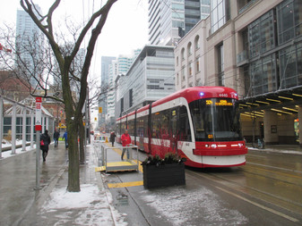 The King Street Transit Pilot Project Considered a Success Among Torontonians