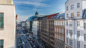 PALAIS VARNHAGEN - SALON-LIFE in the Palais Varnhagen by architect Sir David Chipperfield