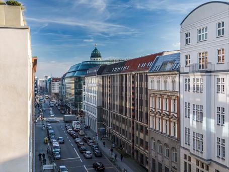 PALAIS VARNHAGEN - SALON-WOHNEN im Palais Varnhagen vom Architekten Sir David Chipperfield
