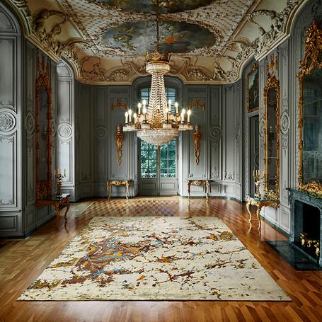 Im Gespräch mit dem Teppichdesigner JAN KATH in seiner Heimat Bochum - by Melanie Marten