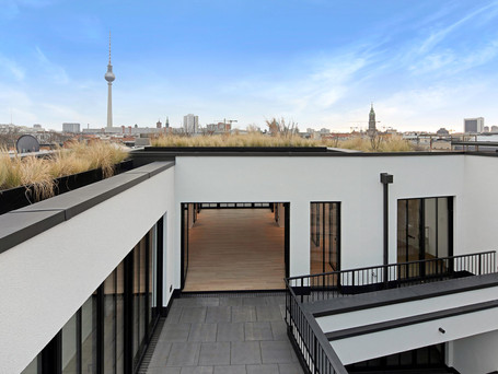 Ralf Schmitz - Haute Couture trifft Popkultur | Neubau Luxusimmobilie im Herzen Berlins