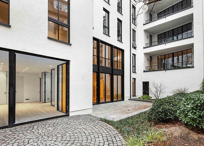 Maisonette Duplex Wohnung Berlin Mitte.j