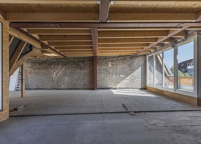Dachgeschoss am Lietzensee Altbau Berlin