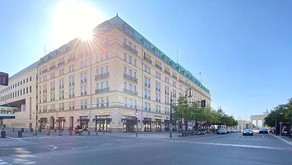 RABITZ PROPERTY CONSULTING goes Hotel Adlon - new office will open soon