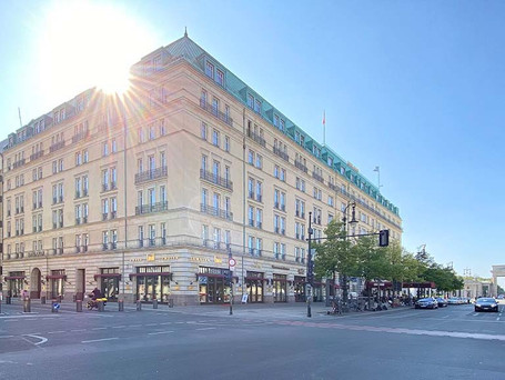 RABITZ PROPERTY CONSULTING eröffnet demnächst ein neues Büro im Hotel Adlon