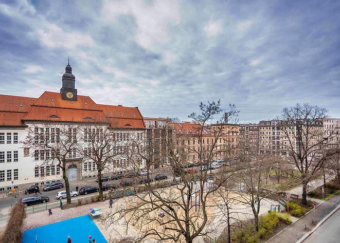 Altbauwohnung in Berlin Mitte