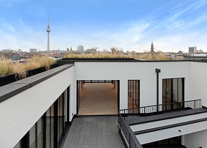 Penthouse Linienstrasse Berlin