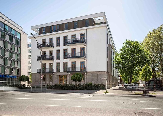Hochparterre Wohnung Lietzenburger Berli