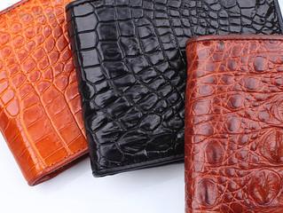 Bí quyết chọn ví da cá sấu nam chất lượng bền và đẹp