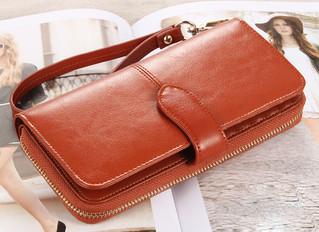 3 tiêu chí lựa chọn quan trọng để có một chiếc ví da nữ bền, đẹp