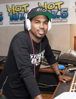 DJ BJ at the Station