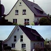 isolation façade / gevelisolaie