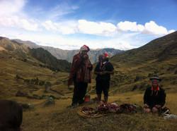 Ceremoni vid Oqoruro