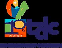 TDC logo_10th Anniversary_vertical.png