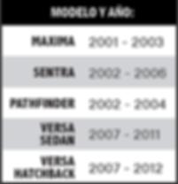 NISSAN Lista de carros.png