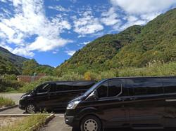 台灣百岳|九人座車隊|登山美景