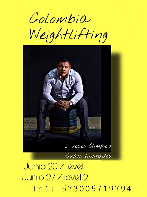 Level 2 - Weightlifting