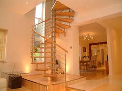 28 Furze Lane staircase