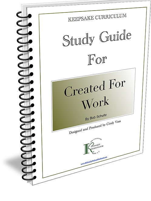 Created for Work Study Guide