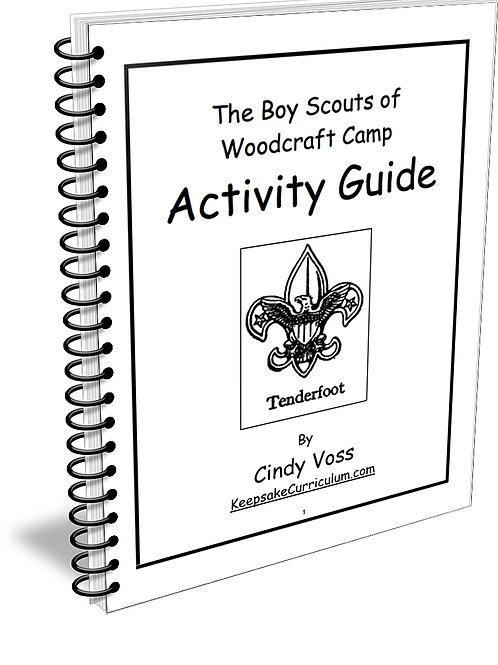 Boy Scouts of Woodcraft Camp Activity Guide