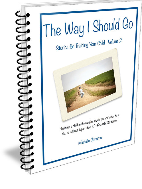 The Way I Should Go Volume 2