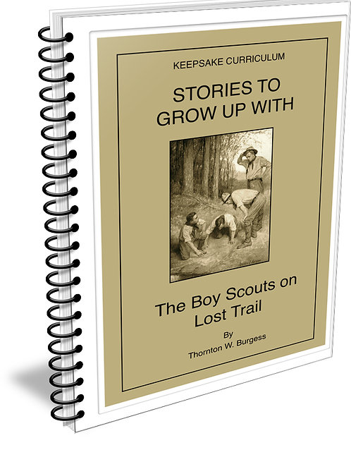 Boy Scouts on Lost Trail Ebook
