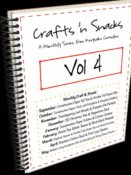 Crafts 'n Snacks Bundle Vol 4