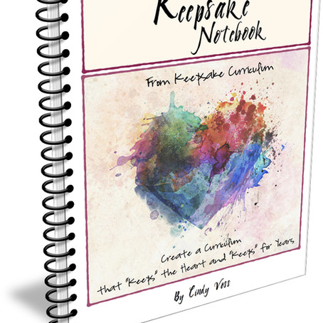 The Keepsake Notebook