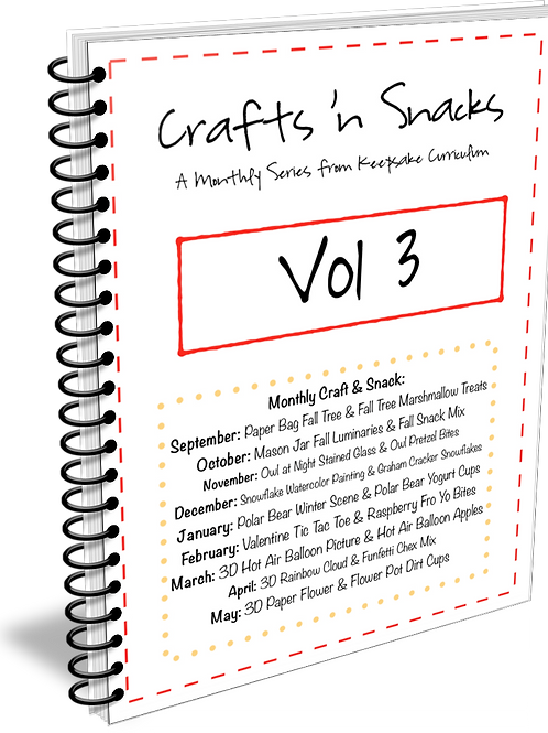 Crafts 'n Snacks Bundle 3