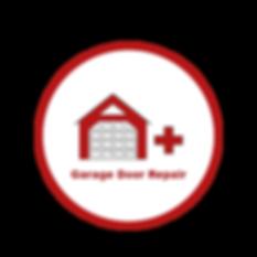 A+ Garage Door Logo