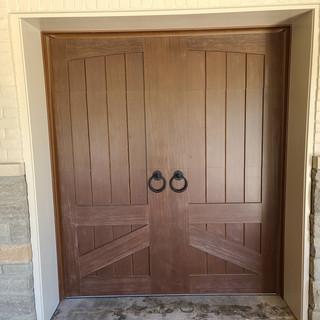Canyon Ridge Collection Golf Cart Door