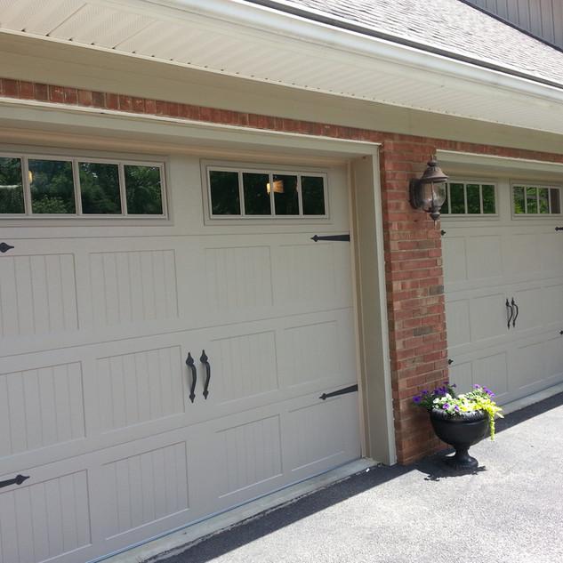 Carriage House 2 Doors