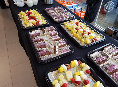 Corporate Catering with a Twist