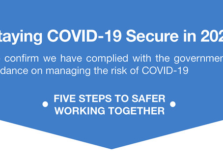 What is COVID Secure?