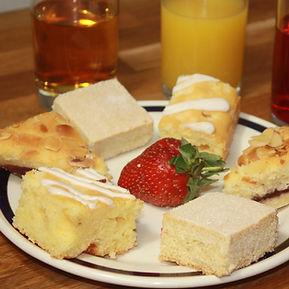 Selectin of Btesize Cakes