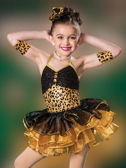 737 - Cheetah Girl (2 in 1)