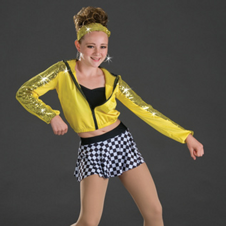 214B - The A Team Skirt