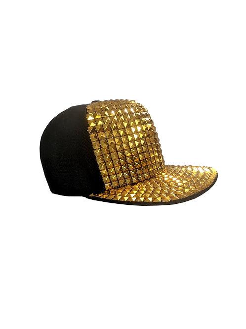 DTGSH - Gold Snap Back Hat