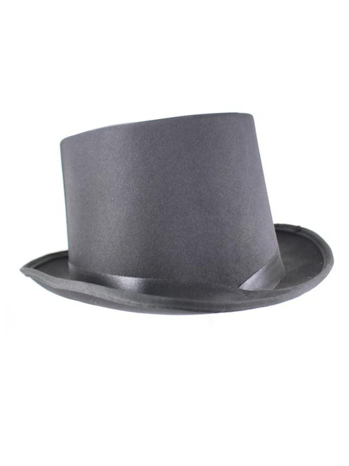 DTHTH - Satin Top Hat