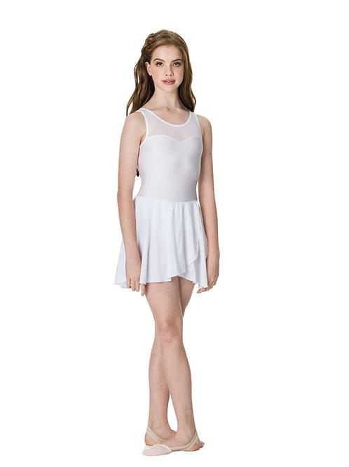 HTD04 - Mesh Lyrical Dress
