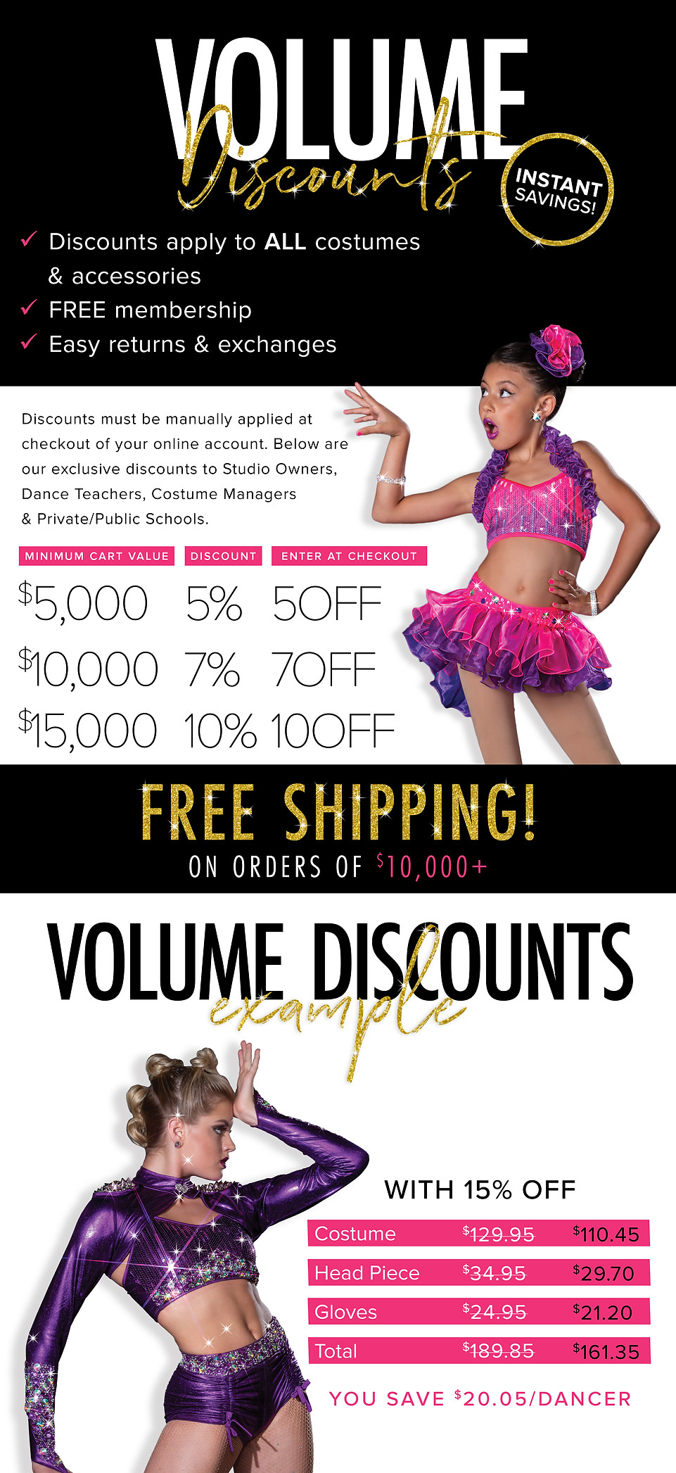 GLAMOUR_COSTUMES_VOLUME_DISCOUNTS_CHART.