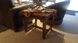 Hacienda Square End Table
