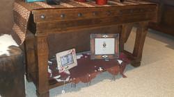 Durango Sofa Table