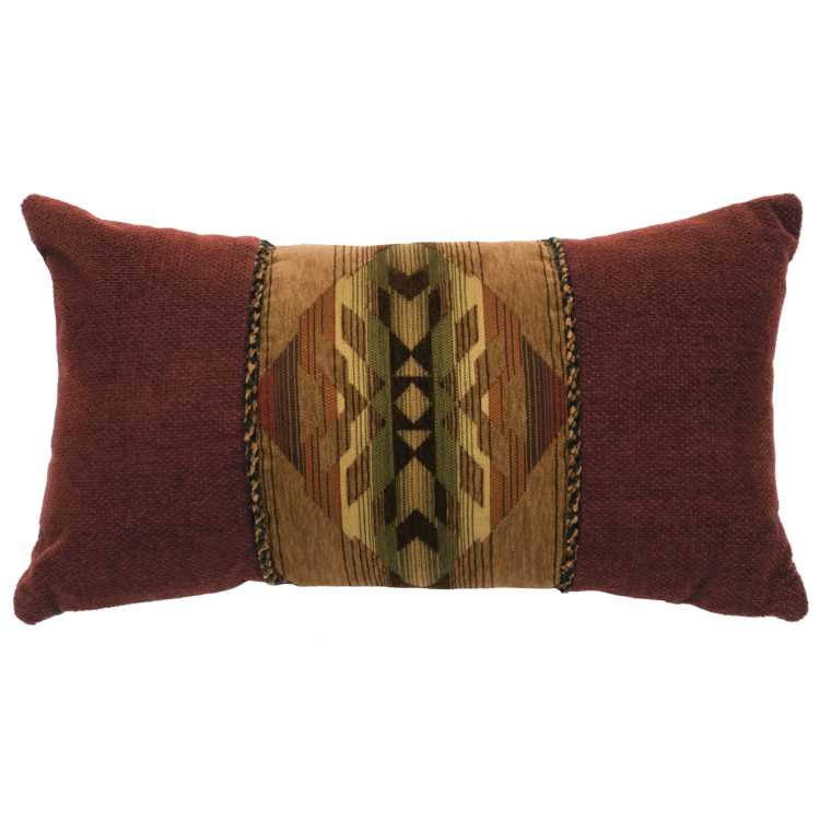 Stampede Accent Pillow