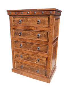 Durango 5-drawer Tallboy
