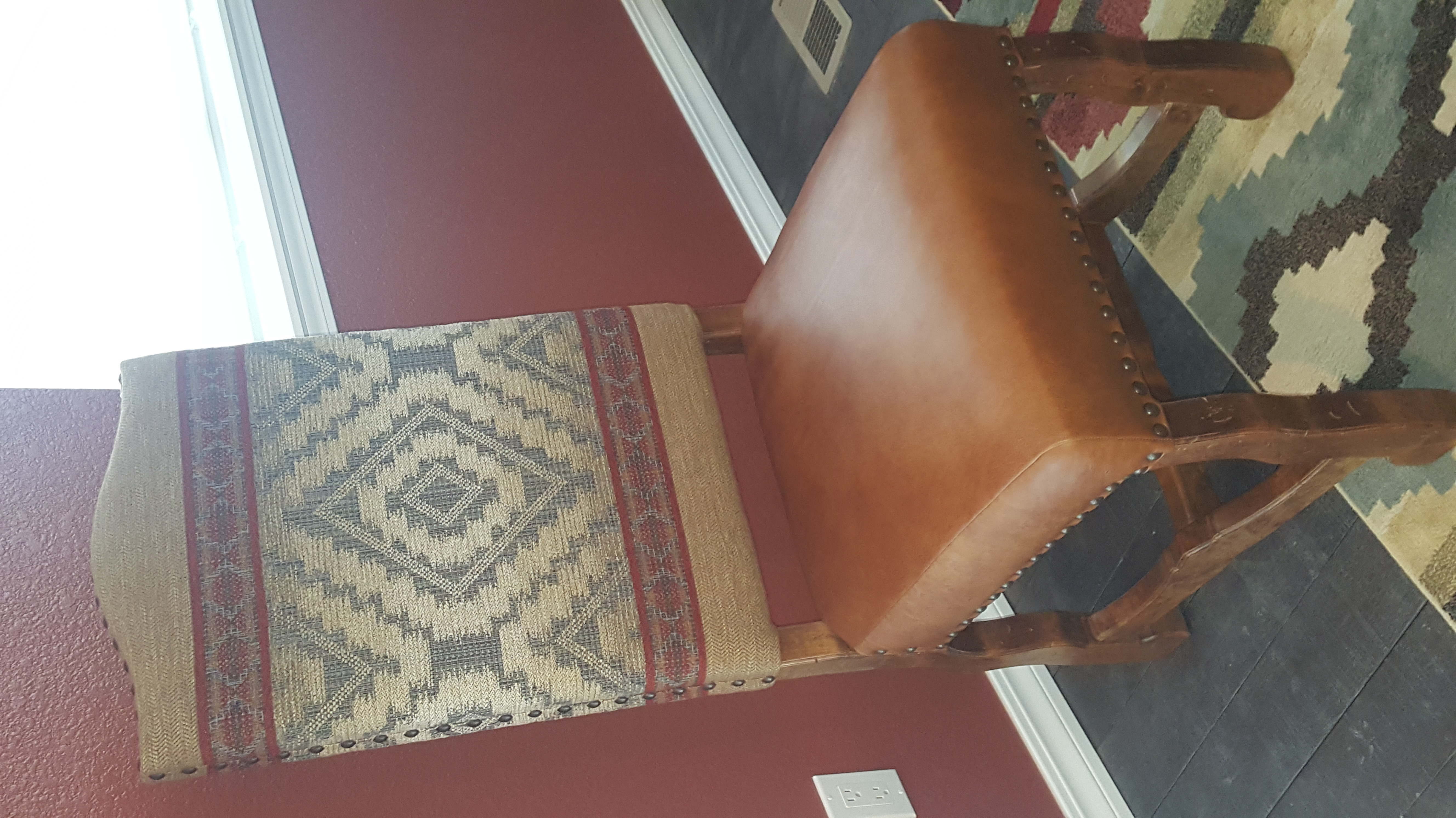 Rocky Top Side Chair