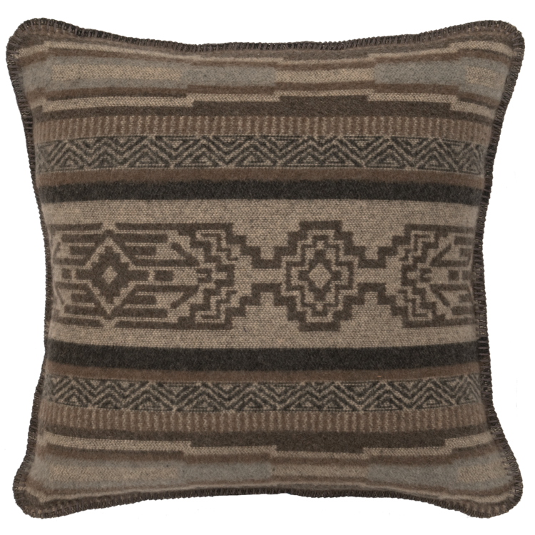 Lodge Lux Fabric Pillow