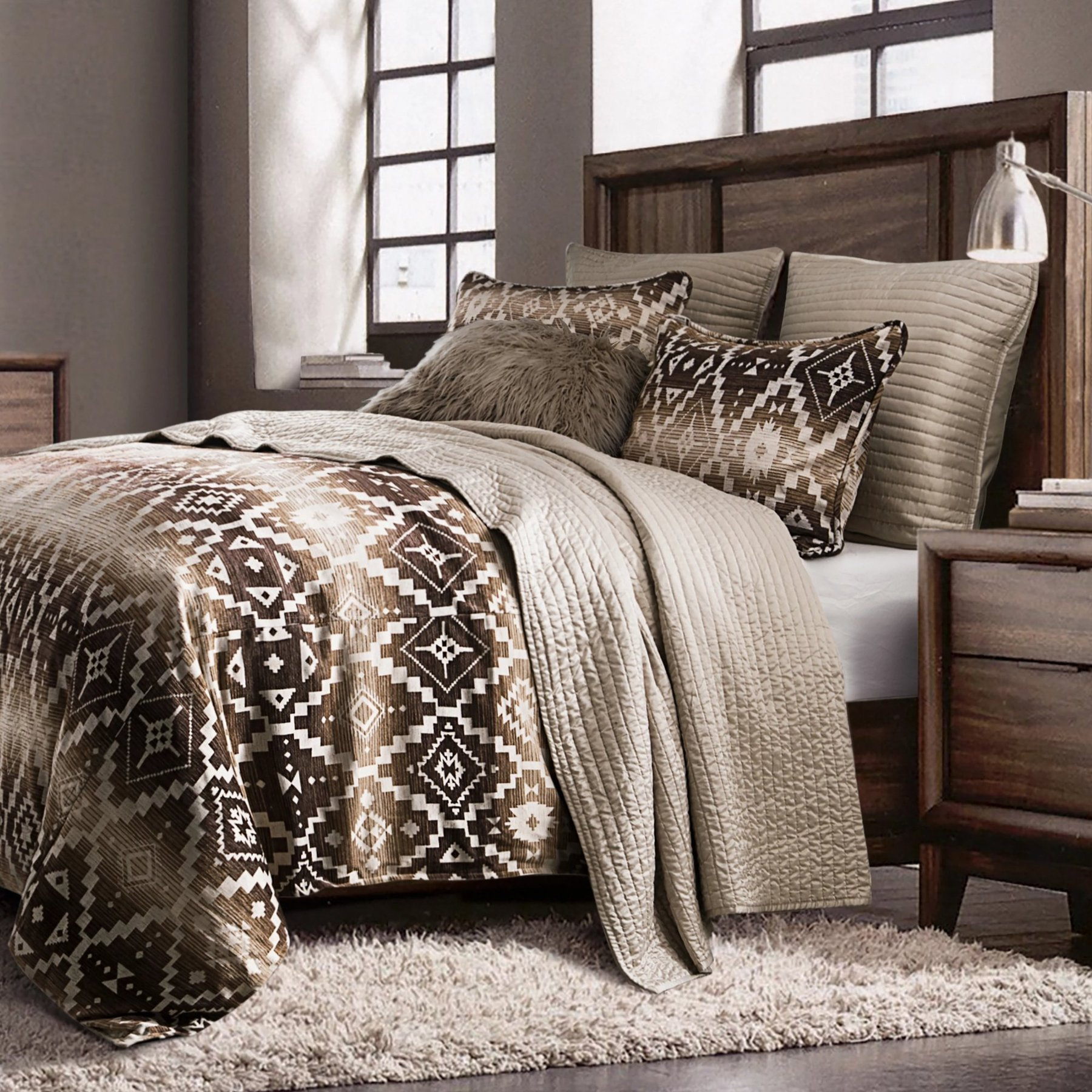 Chalet Comforter Set