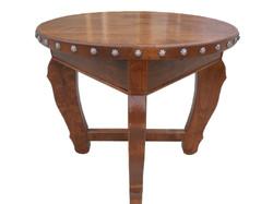 Hacienda Round End Table