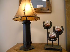 Exceptional Barbed Wire Lamp